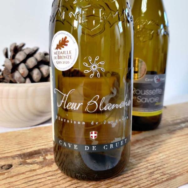 Fleur Blanche vin de Savoie