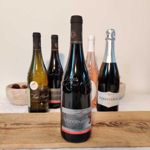 Mondeuse | Vin de Savoie
