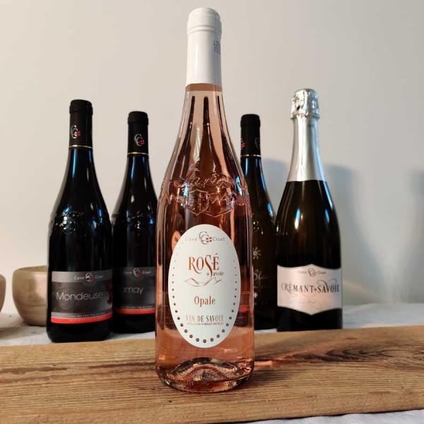 Opale de Rosé | Vin de Savoie