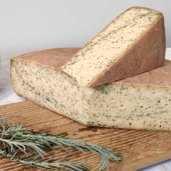 Raclette ail des ours Fromagerie des Hauts de Savoie
