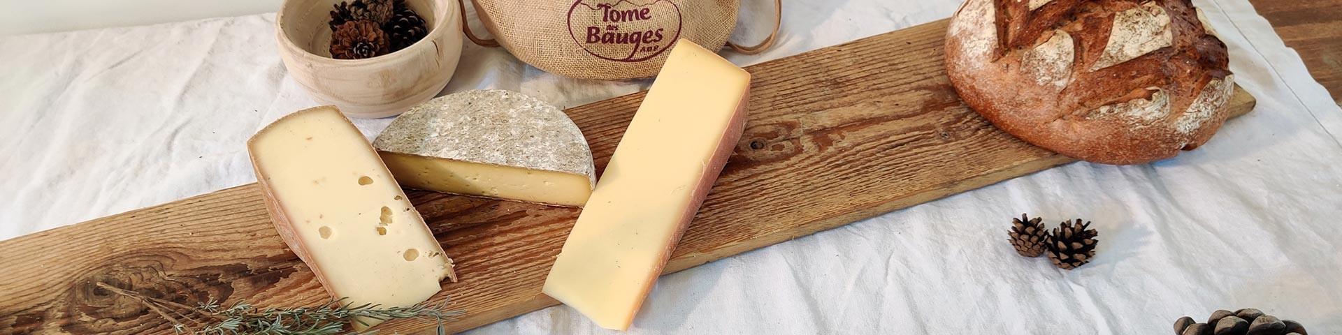Les fromages des producteurs des Bauges | Savoie