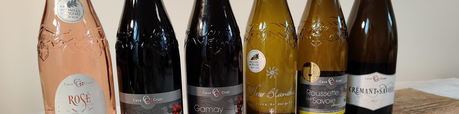 Les vins des Bauges | Savoie
